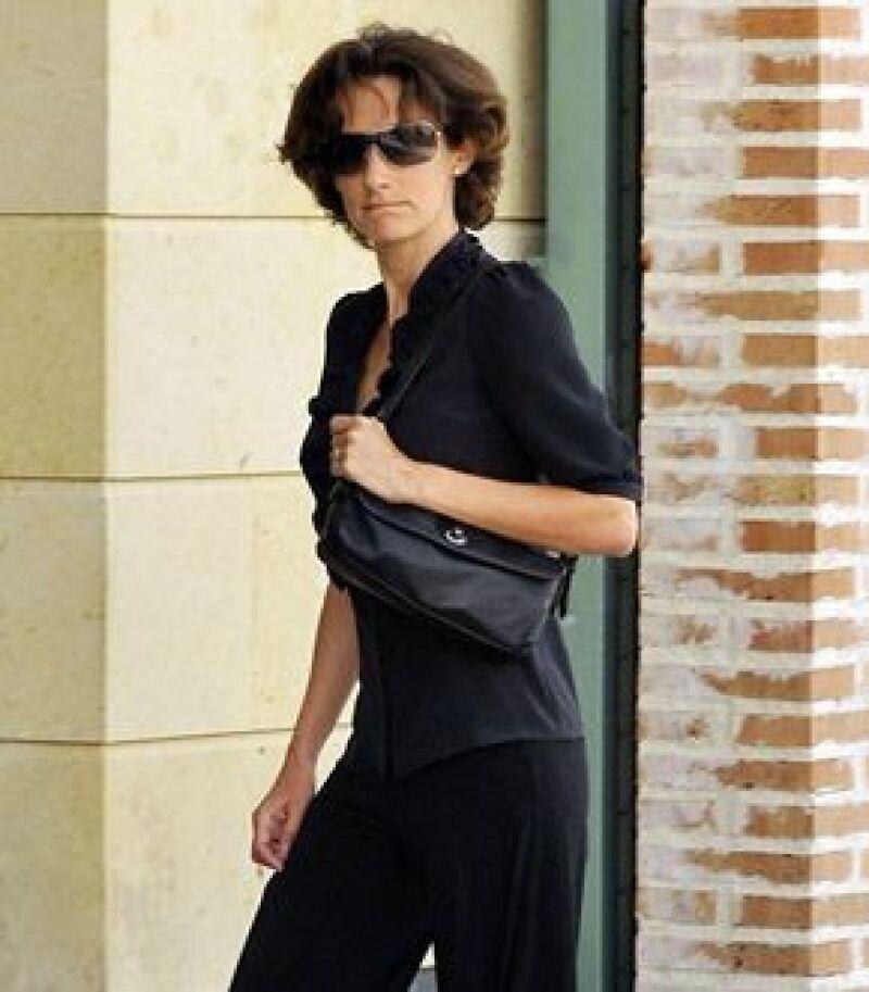 La audiencia española decidió que la solicitud de Telma Ortiz de prohibir a los medios de comunicación fotografiarla no procedía.