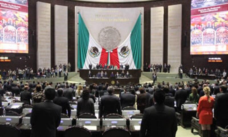 El debate en el Pleno de las leyes secundarias en materia de energía iniciará el 28 de julio. (Foto: Notimex)