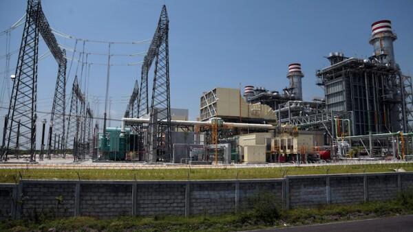 Planta Termoeléctrica de CFE en Yecapixtla