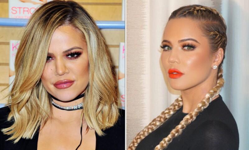 Ahora que no es un secreto su gusto por la cirugía plástica, las últimas fotos en su Instagram están causando controversia. ¿Nueva técnica de maquillaje o mucho botox?