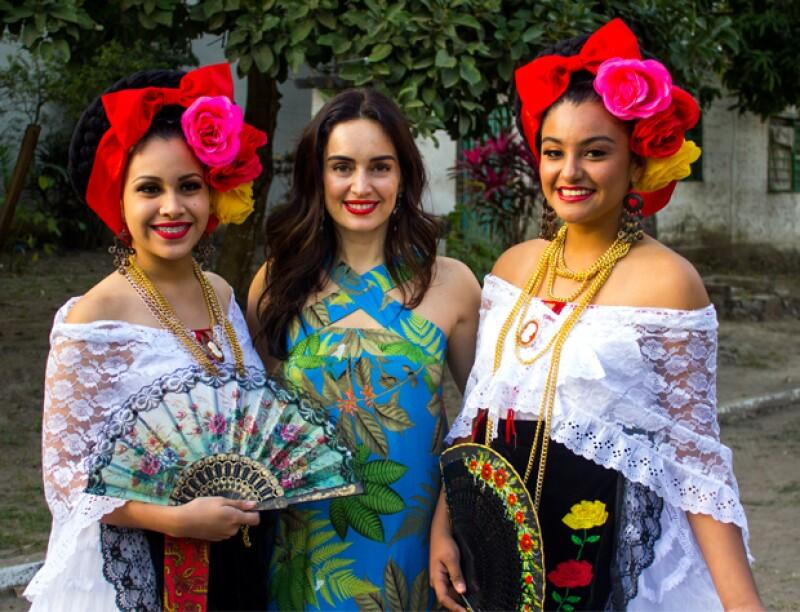 """A días del lanzamiento de nuestra edición """"31 mujeres que amamos"""" de este año, recordamos el trabajo que Ana continúa haciendo en favor de nuestro país. Ésta vez por medio de su Fundación VeracruzANA."""