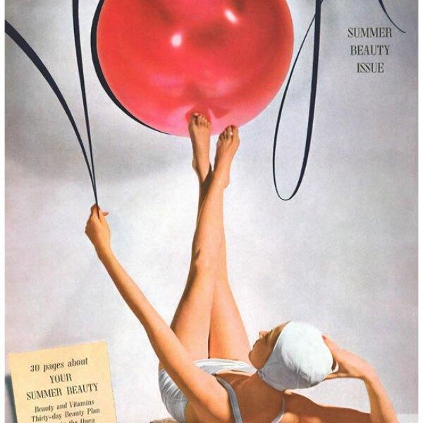 Vogue, mayo 1941.