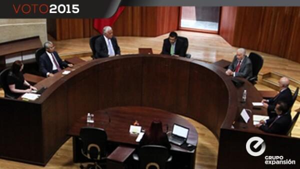 tribunal electoral poder judicial federacion