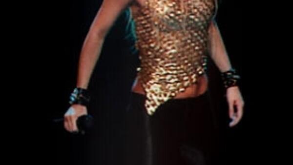 La cantante colombiana puso a bailar a todos en la Arena American Airlines y dejó en claro el por qué en estos momentos es la artista latina con mayor popularidad.