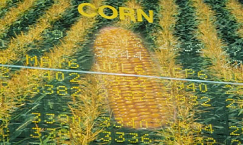 Los futuros de maíz estarán denominados en pesos y toneladas.  (Foto: Getty Images)