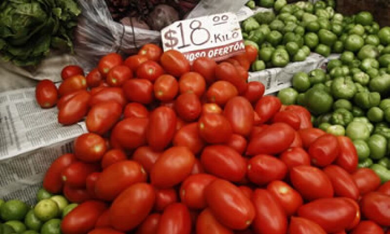 El martes, el INEGI dará a conocer la inflación en la primera quincena de septiembre. (Foto: Cuartoscuro)