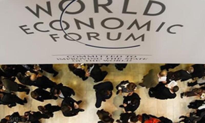 Este miércoles en Davos se discutieron temas como la estabilización financiera y la inclusión, la seguridad alimentaria y el crecimiento verde. (Foto: Reuters)