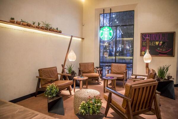Starbucks Chiapas