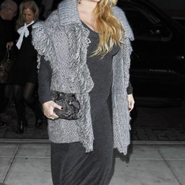 Este look no fue de los mejores pues Jess luce un poco desarreglada.