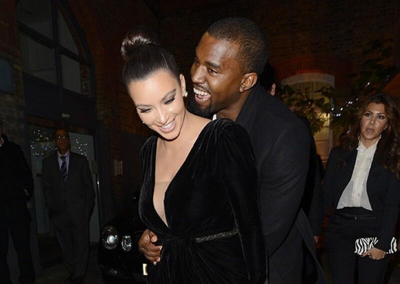 La amistad que existe entre ellos está ayudando a que su relación funcione. El rapero está ansioso por casarse con Kim, pero no podrán hacerlo hasta que ella se divorcie.