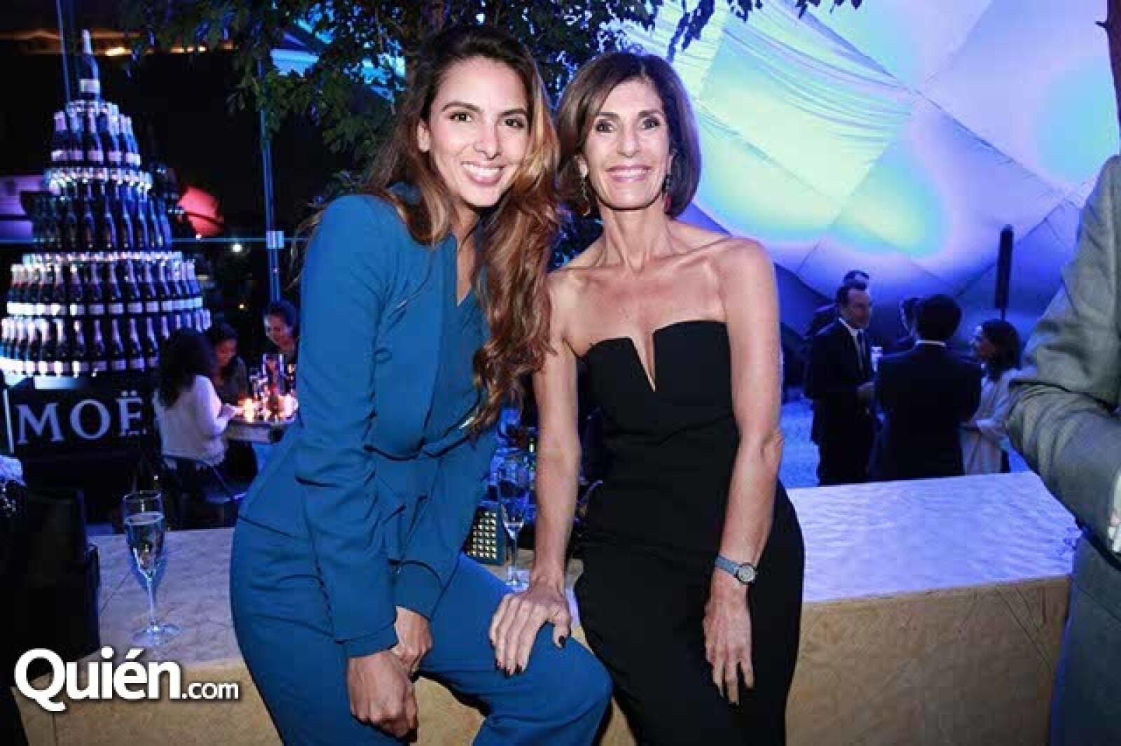 Cristina Nankin y Martha Pandal