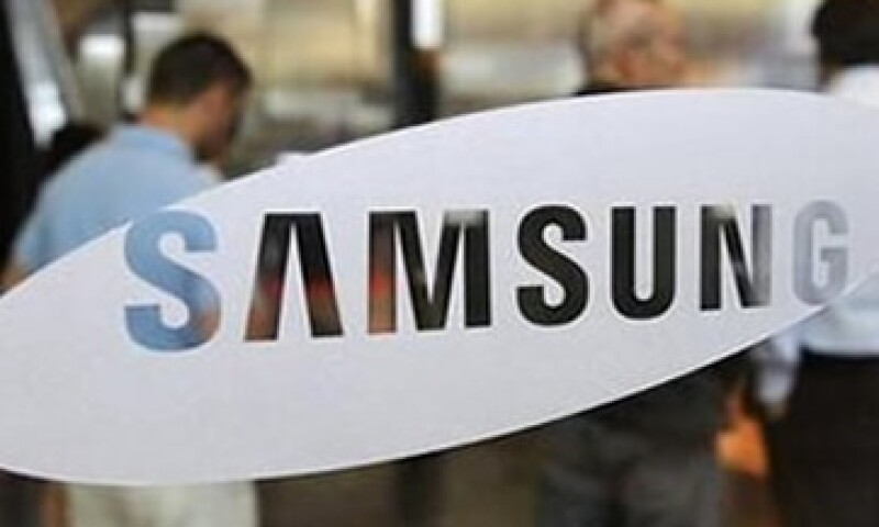 Samsung solía usar el software de Microsoft en el pasado.  (Foto: AP)