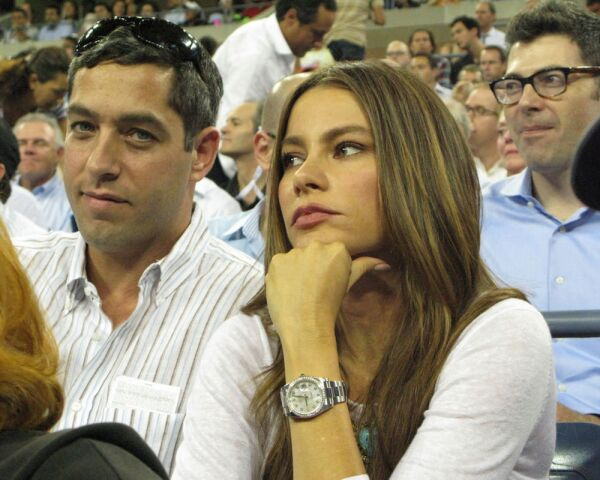 2012 US Open Celebrity Sightings - Day 4