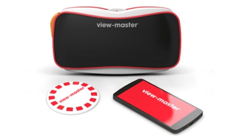 El primer View-Master fue presentado en una feria internacional en Nueva York en 1939. (Foto: Tomada de view-master.com )