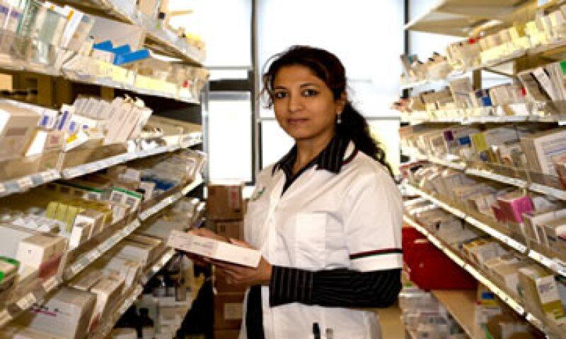 El 59% de la venta de medicamentos lo concentran grandes cadenas farmacéuticas y autoservicios (Foto: Getty Images)