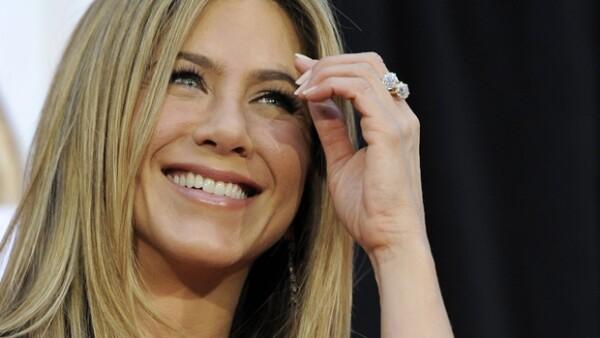 """A pesar de tener el look –y el presupuesto- de una superestrella, la guapa actriz de """"The Switch"""" sólo necesita de 30 dólares al mes para verse espectacular."""