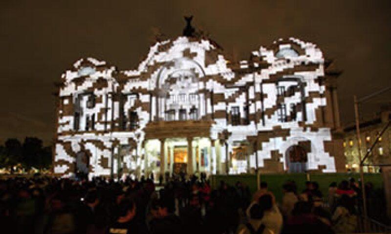 El Palacio de Bellas Artes es uno de los recintos donde habrá promociones. (Foto: Notimex)
