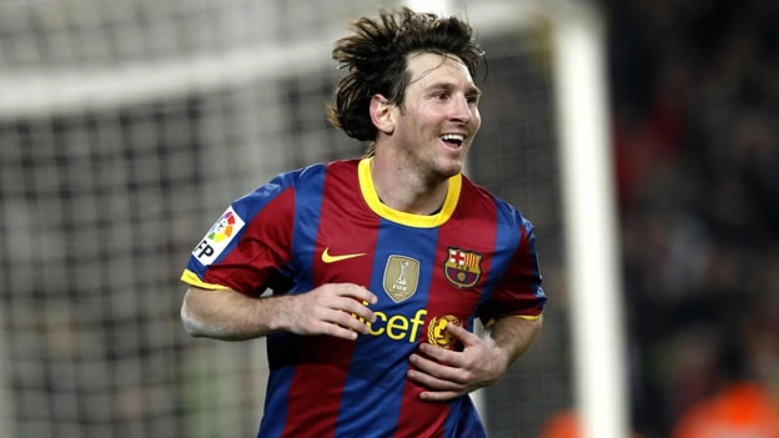 Messi, uno de los mejores jugadores del mundo
