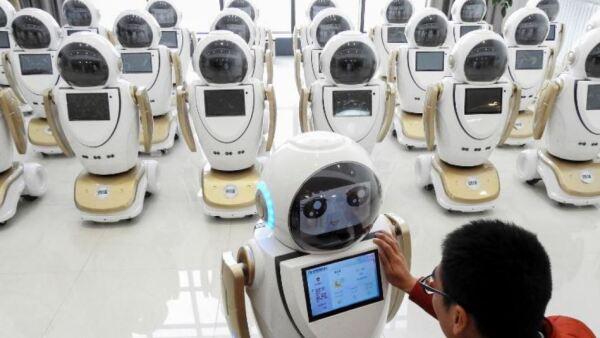 Robots en casa.