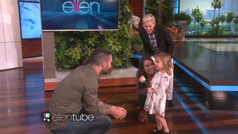 Después de que se viralizara el video en el que Mila, de tres años, llora al enterarse que su cantante favorito está casado, ahora se reúnen para conocerse por fin en el show de Ellen DeGeneres.