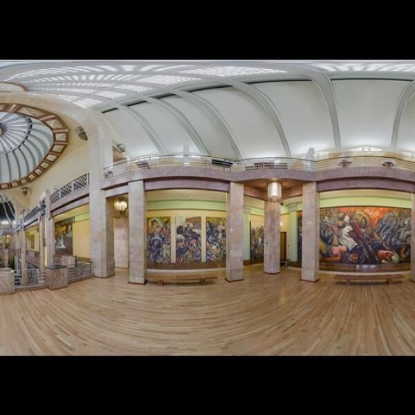 Bellas Artes interior 2
