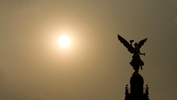 angel de la independencia ciudad de méxico