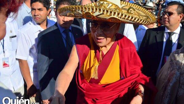 Conferencia Dalai Lama