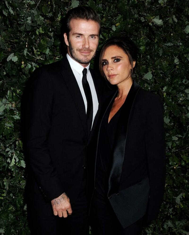 Victoria generó casi cuatro millones de dólares más que su esposo.