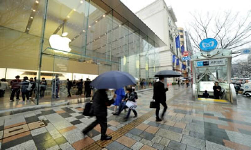 Europa teme que Apple use su influencia para que los sellos discográficos dejen a otros servicios de streaming. (Foto: Reuters )