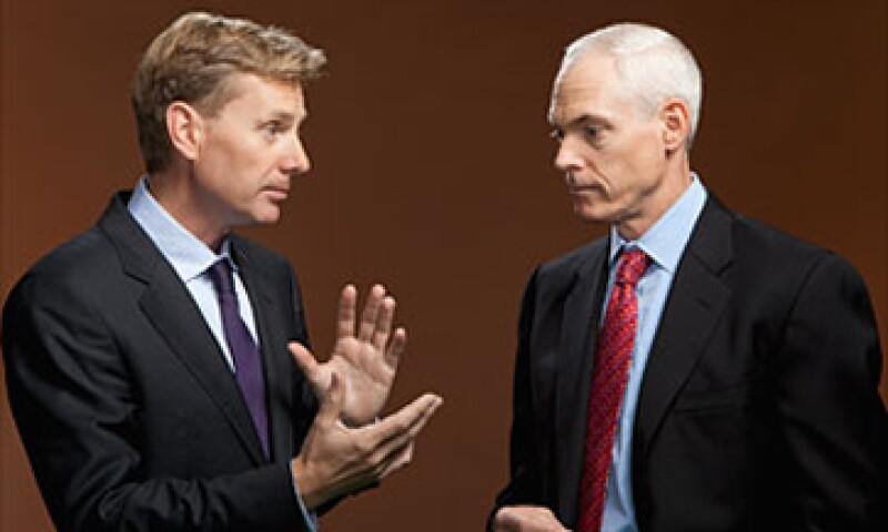 Morten T. Hansen (izquierda) y Jim Collins. (derecha) (Foto: Cortesía Fortune)