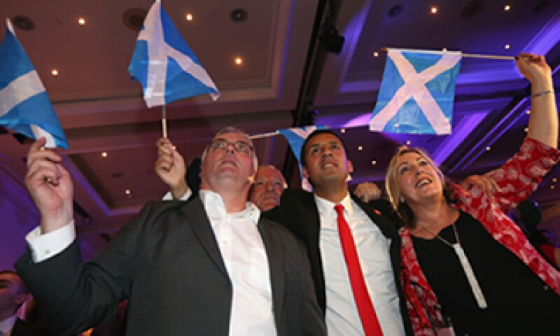 La opción del No ganó con 55% de los votos frente al 45% del Sí. (Foto: Getty Images)