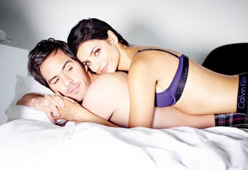 Este año la pareja posó muy hot para la revista Quién.