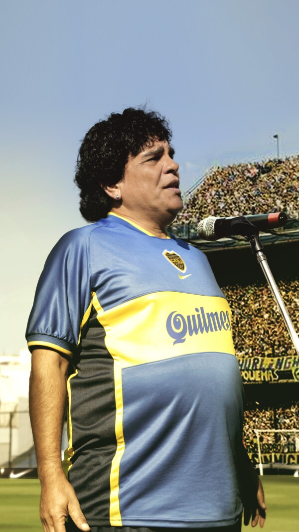 Serie Maradona.