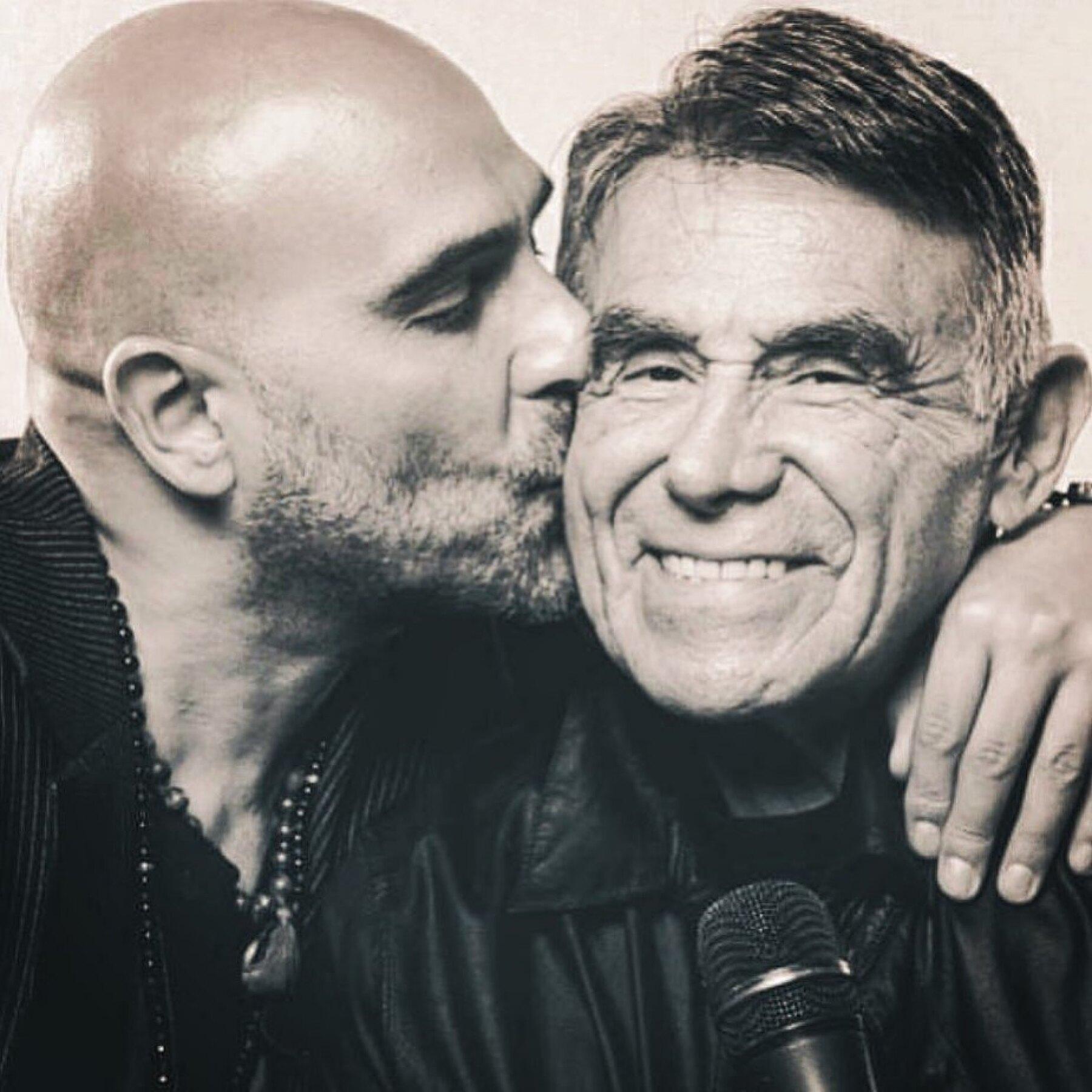 Héctor Suárez Gomís y Héctor Suárez.