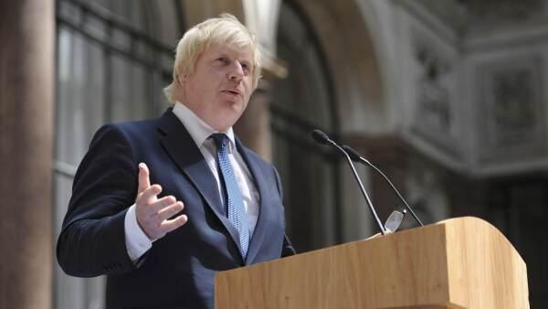 El polémico exalcalde de Londres ocupará el Ministerio de Relaciones Exteriores.