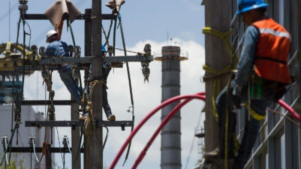 electricistas de CFE