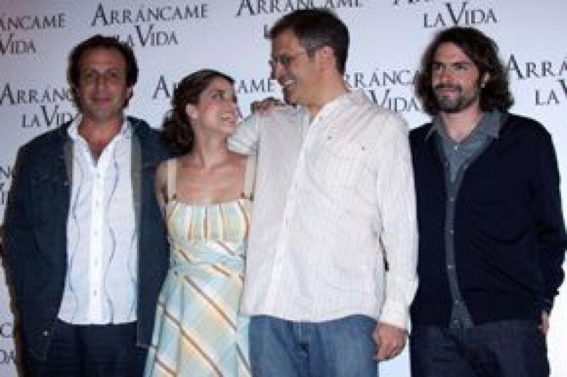 Siete producciones de América Latina, entre ellas, la mexicana protagonizada por Ana Claudia Talancón, aspiran a la estatuilla dorada en la categoría de Película Extranjera