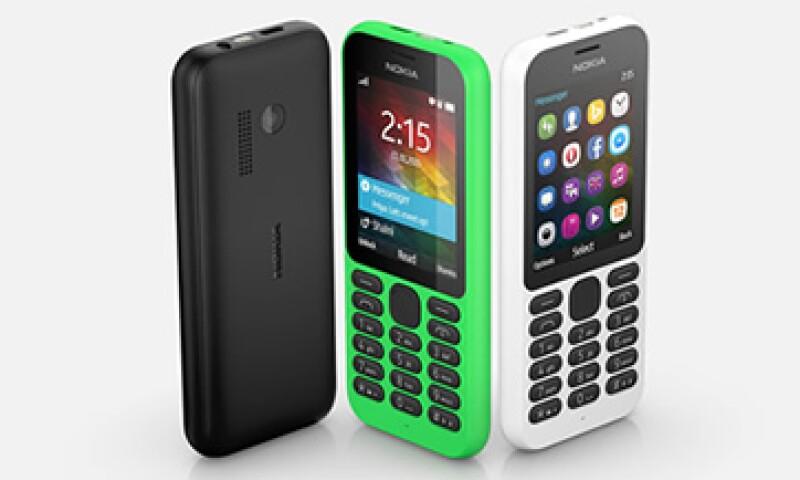 El smartphone estará disponible en color verde, negro y blanco. (Foto: Tomada de microsoft.com)