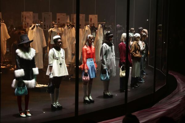 Gucci - Runway - Milan Fashion Week Fall/Winter 2020-2021