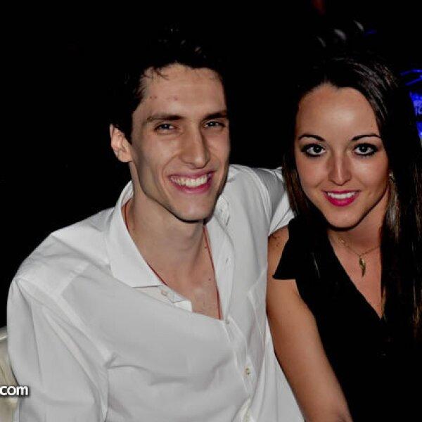 Adrián Narváez y Laura Odriozola