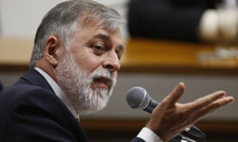 Paulo Roberto Costa, exdirectivo de Petrobras, aceptó haber recibido 1.5 mdd. (Foto: AFP )