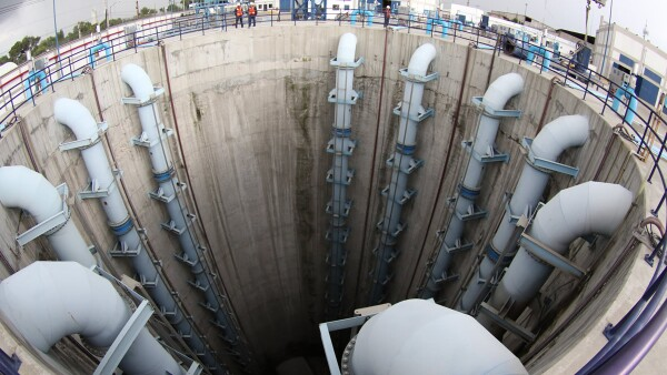Túnel Emisor Oriente