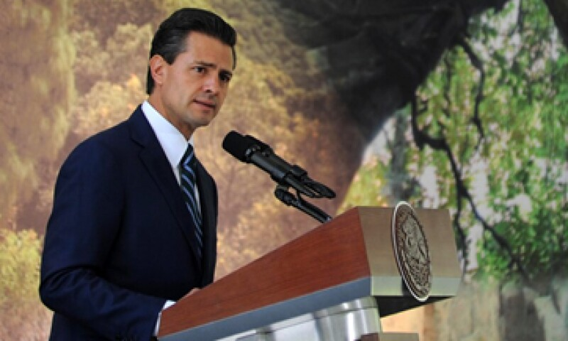 El presidente Enrique Peña Nieto también se reunirá con autoridades británicas.  (Foto tomada de presidencia.gob.mx)
