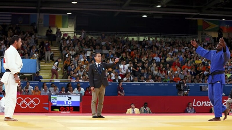 judo cuba Oreydi Despaigne