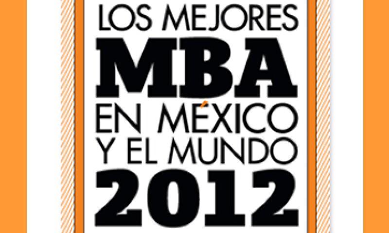 La revista Expansión invitó a 100 escuelas globales de negocios a participar en el ranking de Los mejors MBA en el mundo 2012.