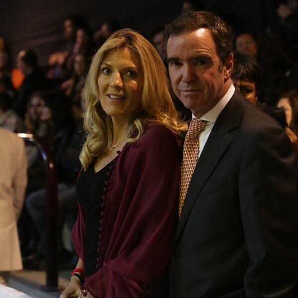 Jimena Suinaga y Manuel Pérez Díaz