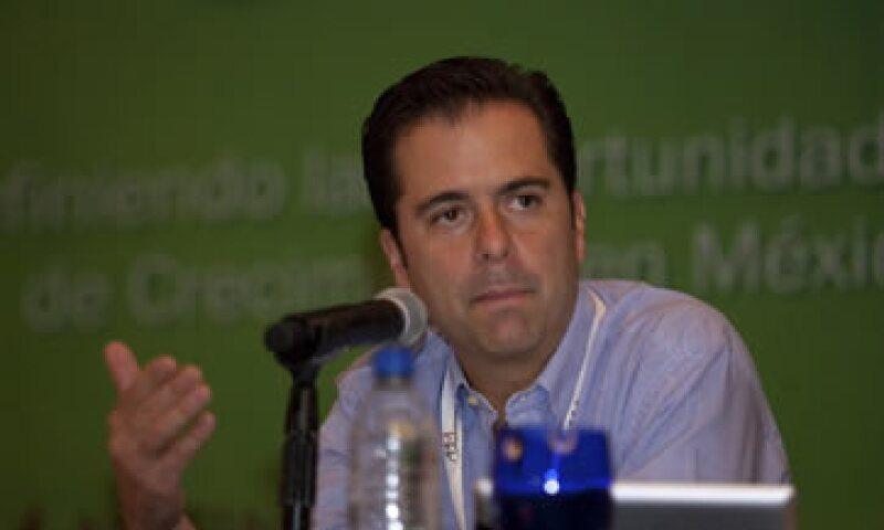 Arrigunaga fue designado en 2010 al frente de Grupo FInanciero Banamex. (Foto: Cuartoscuro)