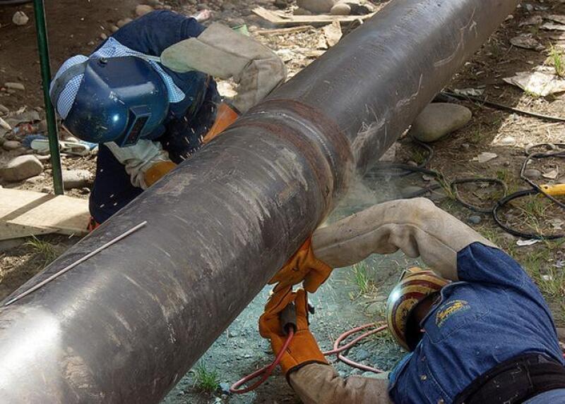 Trabajos de Agua Potable