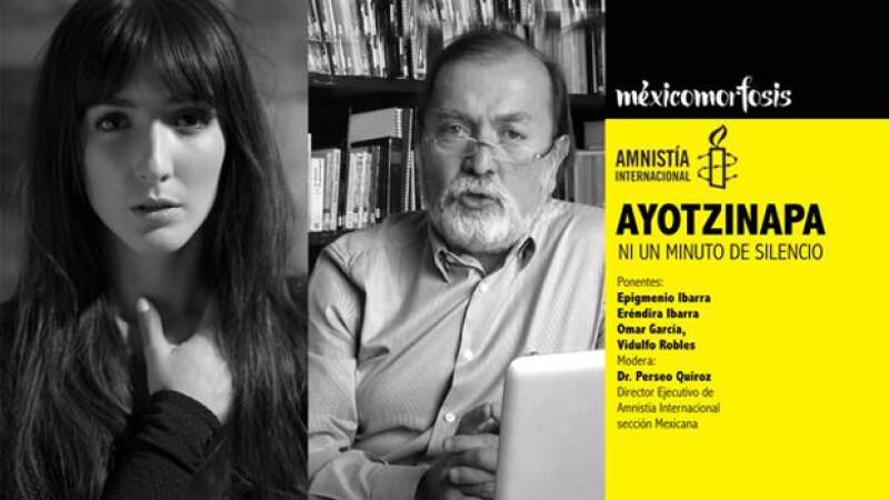 Epigmenio y Eréndira Ibarra traerán el tema social a la mesa de discusión.