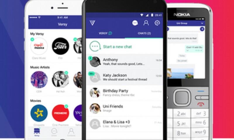 La nueva app permite compartir contenidos exclusivos sin necesidad de salir del servicio (Foto: Cortesía)